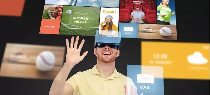 当VR搭上5G,能够进入怎样的快速发展