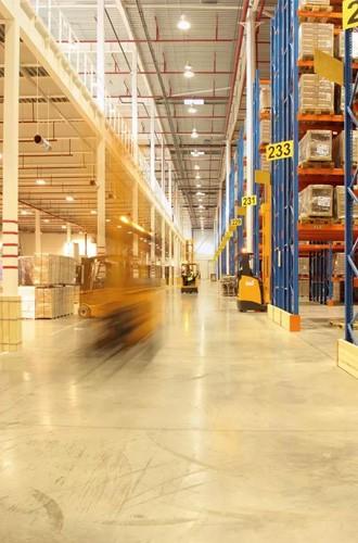 仓库公司会针对不同层次的企业有哪些仓储布局