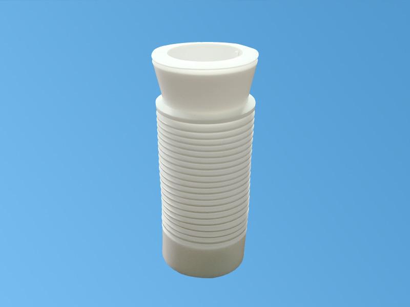 专业厂家告诉你聚四氟乙烯波纹管的简单介绍和特性规格