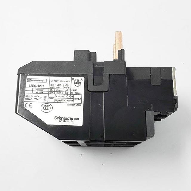施耐德LRD4369C热过载继电器