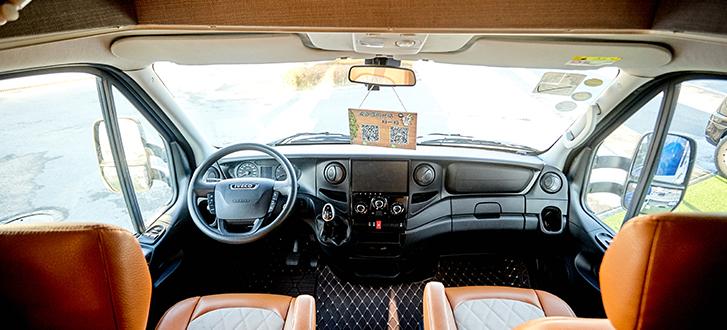 新款大通房车,适合夫妻2人车高不到2.8米