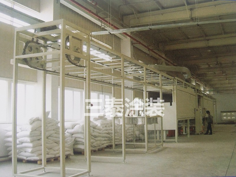 浸塑设备厂