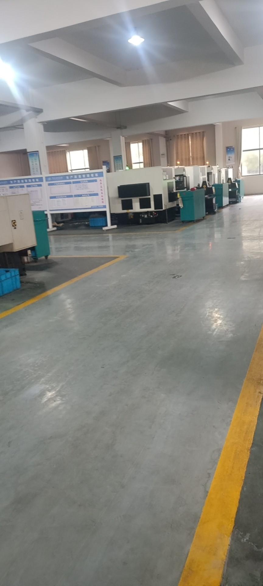 廠房生產設備展示