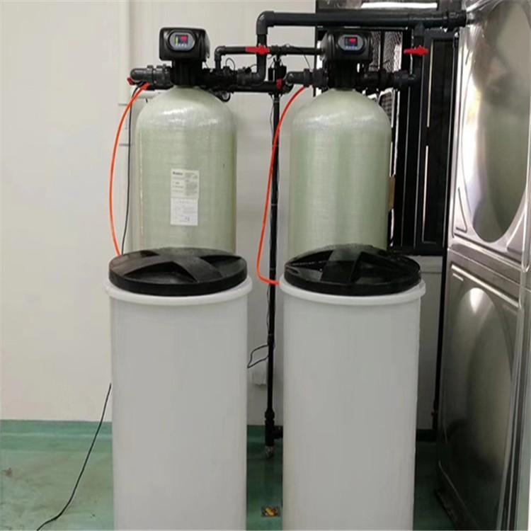 双阀双罐软化水设备