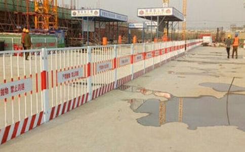 了解下工地的基坑围栏长度和高度