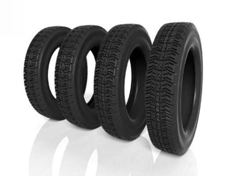 过氧化物——硅橡胶轮胎