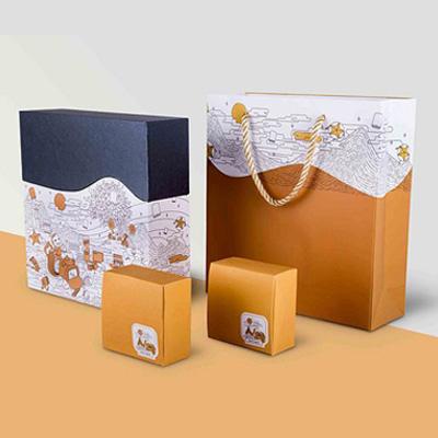 聊聊福州礼品包装盒设计印刷的商品诉求有哪些包装策略呢?