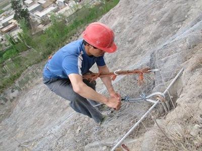 主动防护网的型号网型结构配置及防护功能