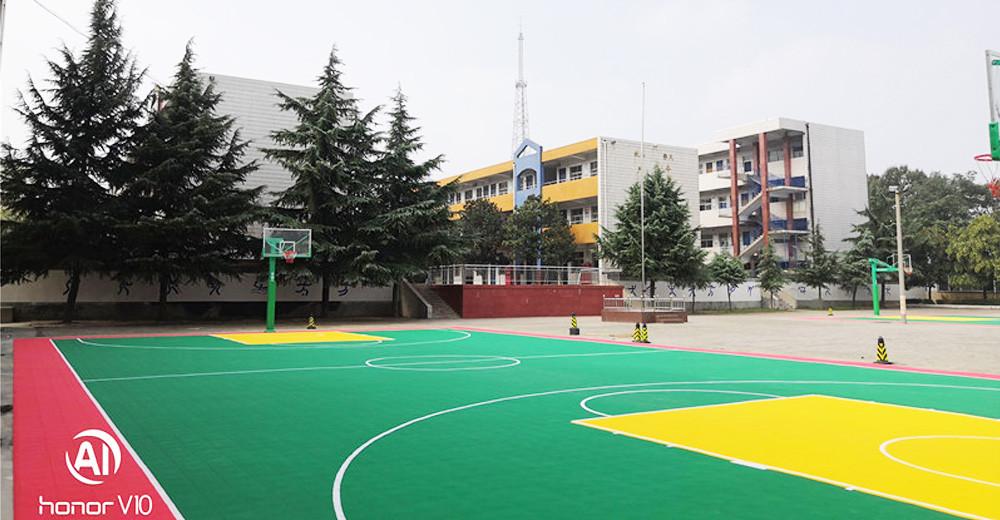 河南省滎陽市某學校