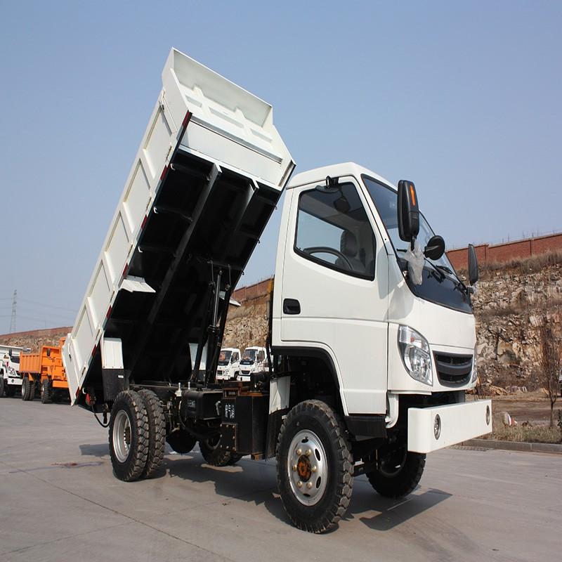 矿山专用运输设备开启了混凝土运输的新纪元
