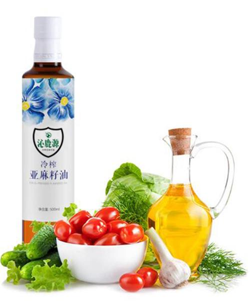 内蒙古低温冷压亚麻籽油的包装过程是什么?