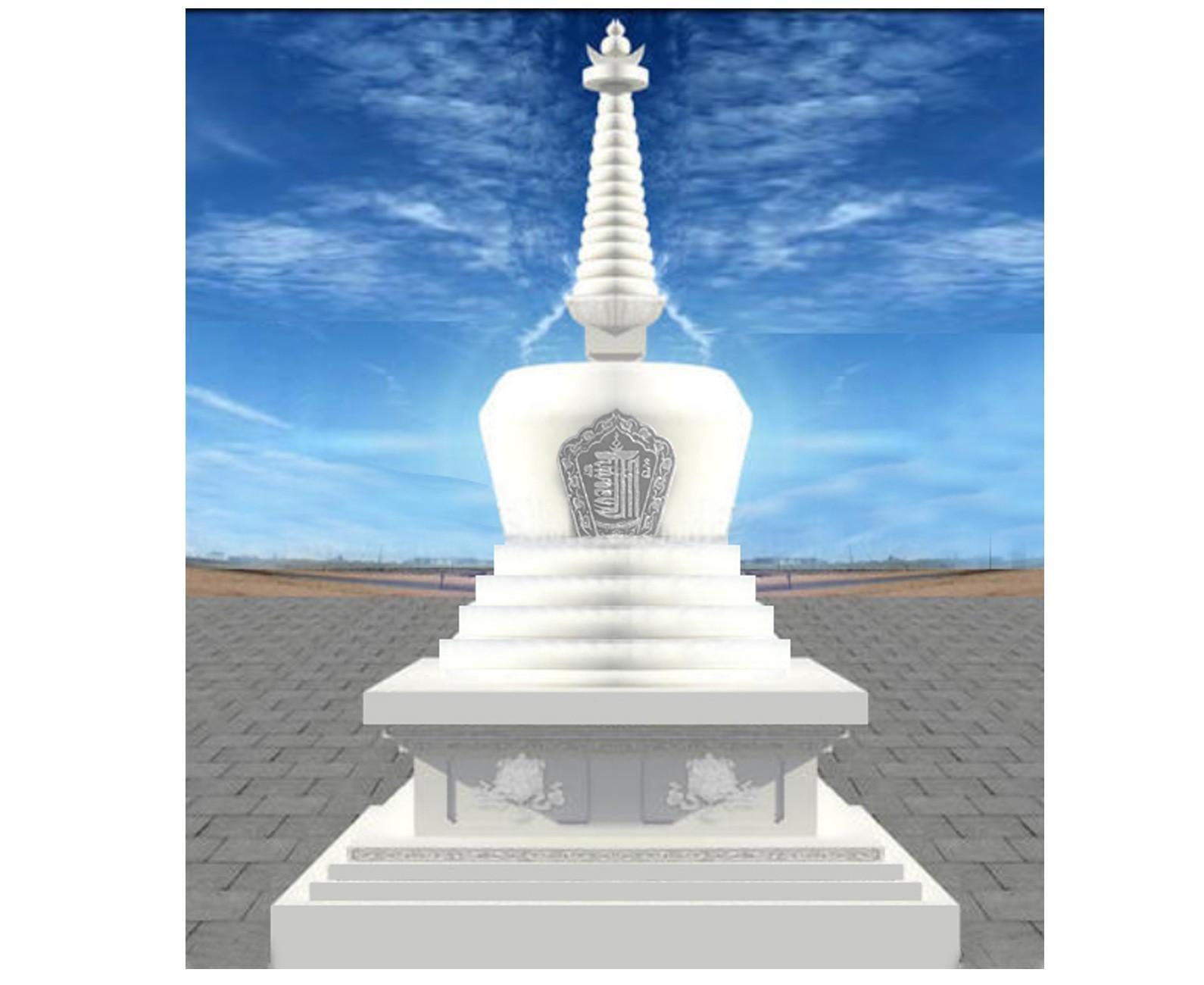 中国寺庙雕塑