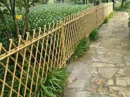 广州仿竹护栏品质服务