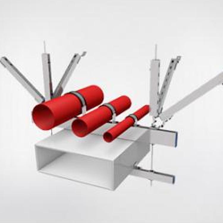 建筑抗震支架的作用及布置范围是什么