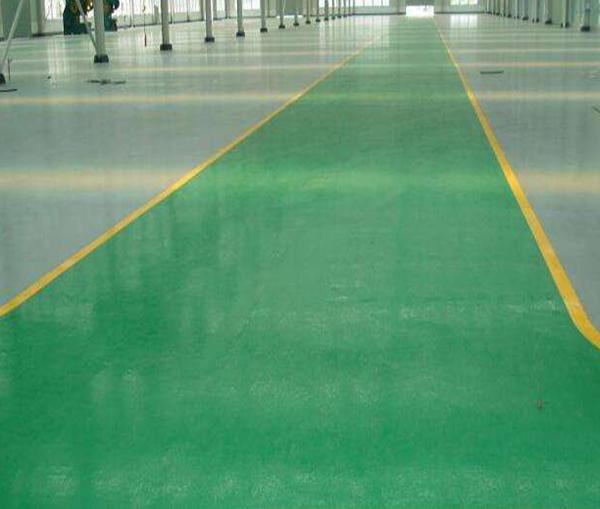 内蒙环氧树脂地坪厂家|对环氧地坪漆表面处理的安全措施