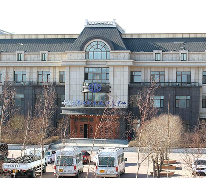 江北水城调度中心
