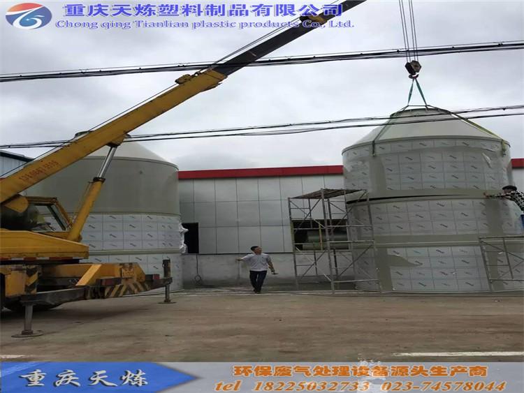 重庆天炼大型洗涤塔