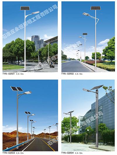 鄉村道路燈生產廠家剖析太陽能路燈的優勢有什么?