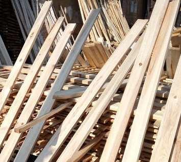 杉木条粘接集成的人造板介绍