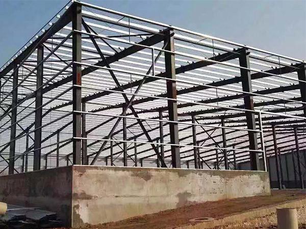 太原钢结构厂房