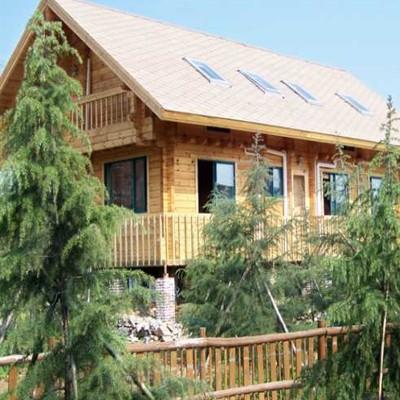 为什么好多人都向往住西宁防腐木木屋的?