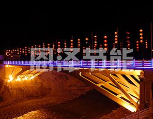 道路桥梁景观灯亮化