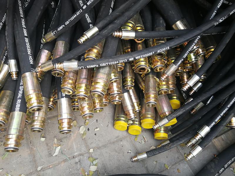 液压胶管的安装、维修保养和注意事项