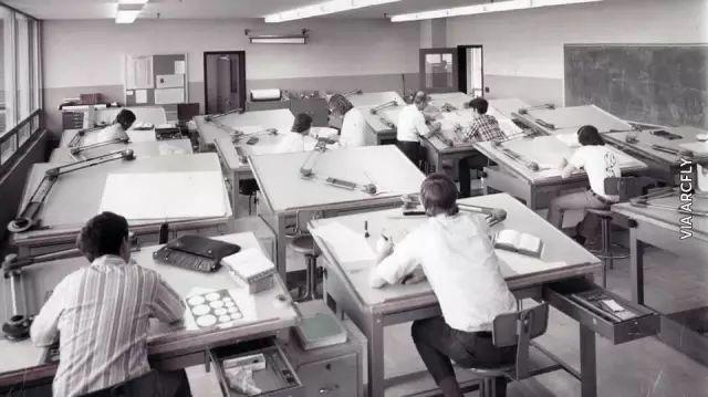 没有PS的年代,你还真没本事当设计师!