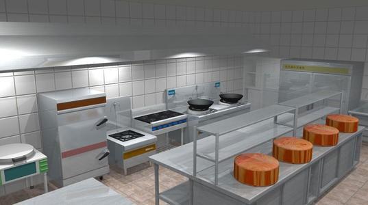 餐馆商用厨房设备应当怎么选择_如何使用管有效比较好