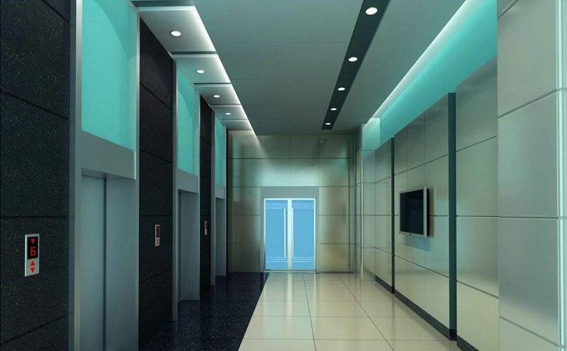 电梯防护门有什么安全防范措施