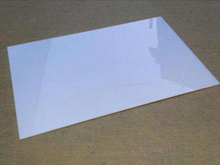 亚克力白色面板