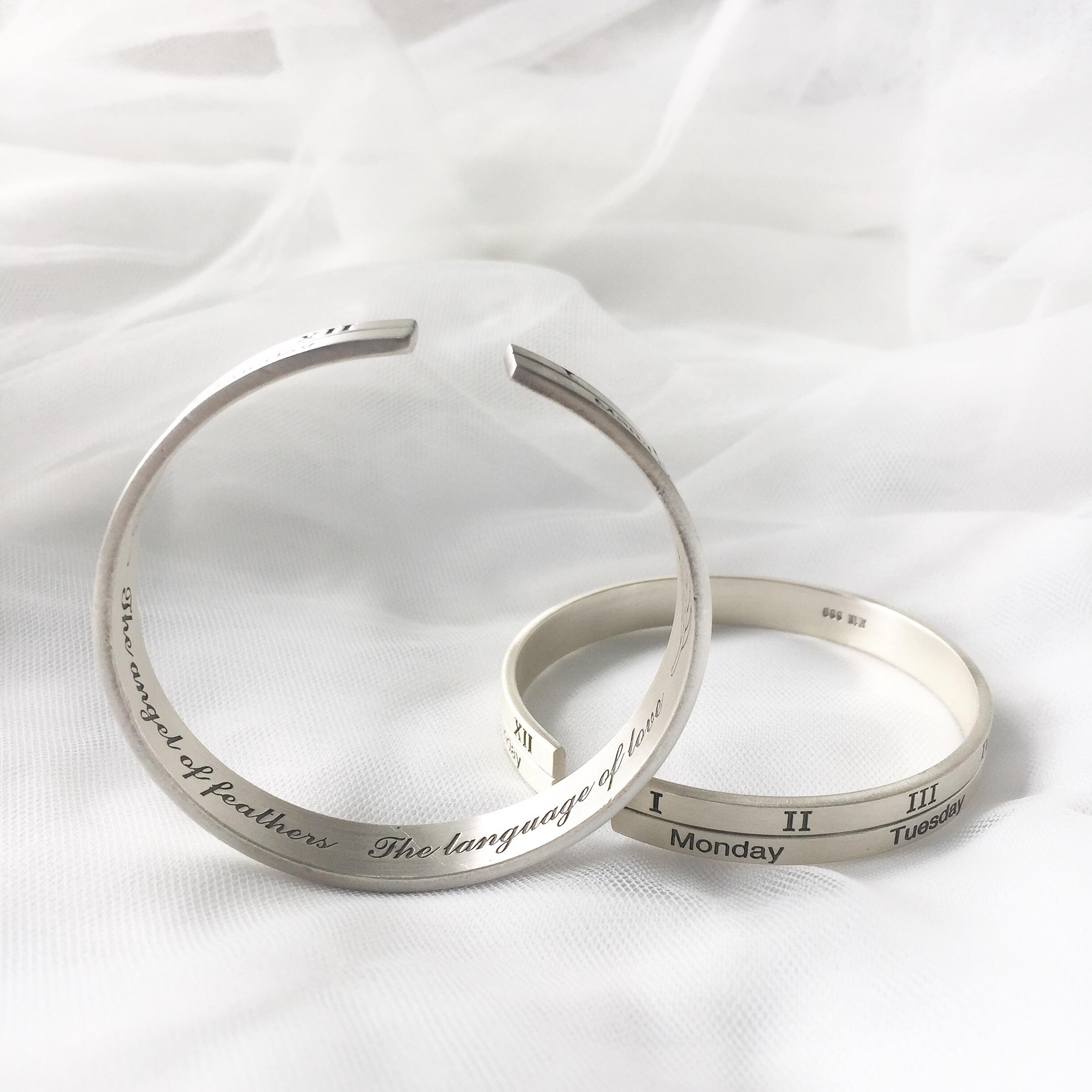 纯银饰品中千足银与纯银哪种好