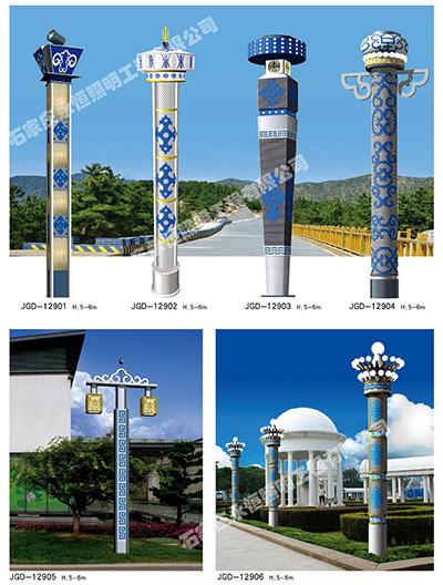 乡村道路灯生产厂家如何正确开展新能源技术照明灯具的运送及储存?