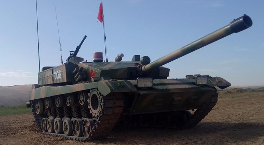包头中艺坦克军团丨仿真模型的发展趋势