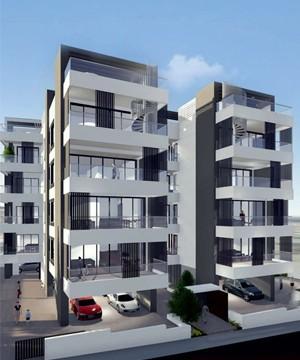塞浦路斯 | City Gate 海滨公寓