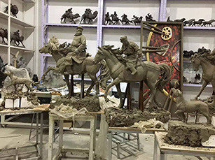纪念性雕塑厂家