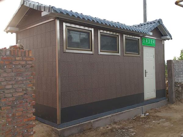 新农村厕所改造项目1