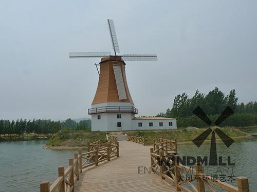 山东临朐风车