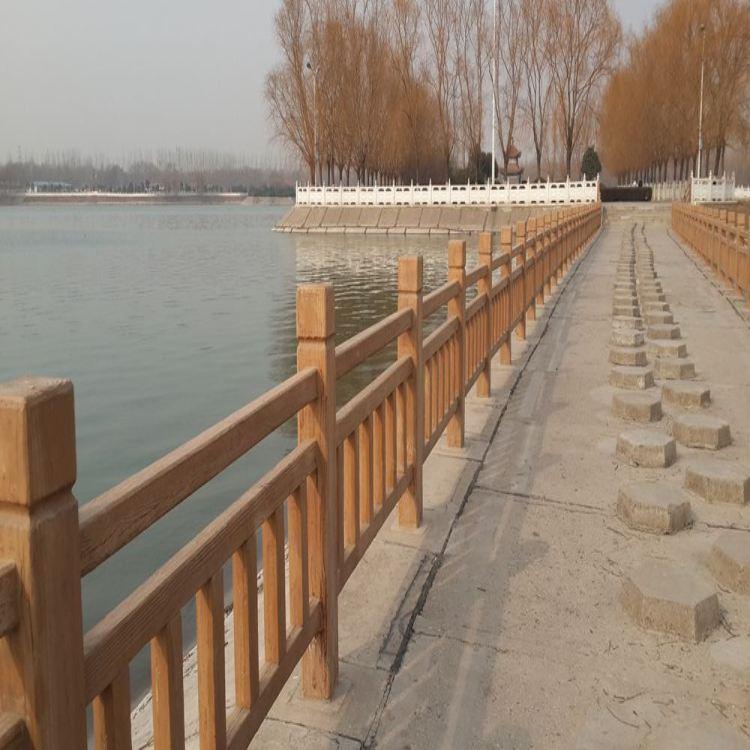 仿木栏杆的结构特点及其特征
