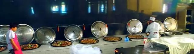 红河谷漂流的餐饮介绍