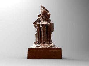 纪念性雕塑生产