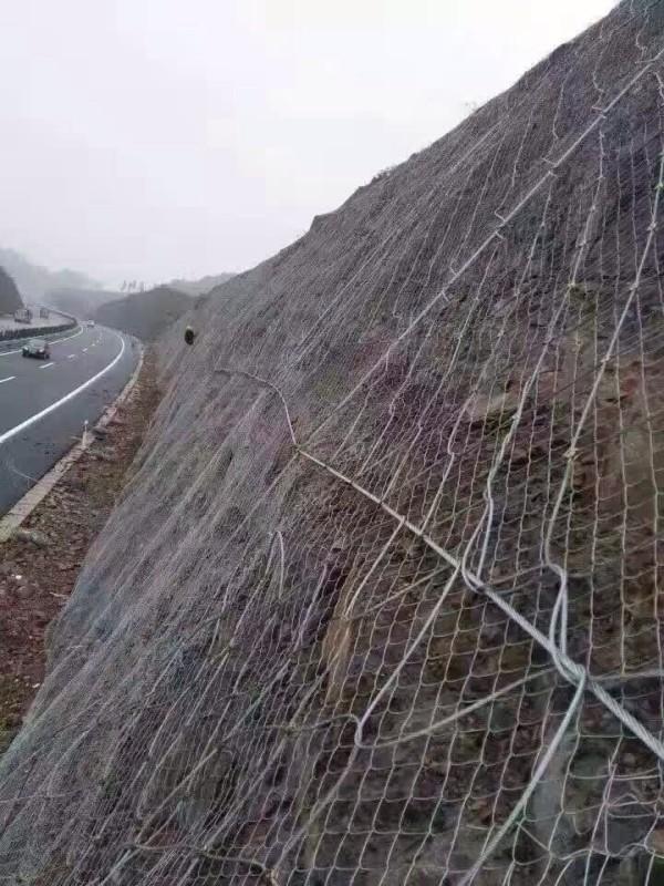 边坡防护网的介绍
