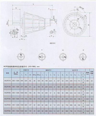 NCZF型行星齿轮减速机