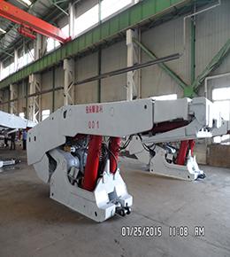 包头重型机械 单体液压支柱在运输、安装或者使用时注意事项