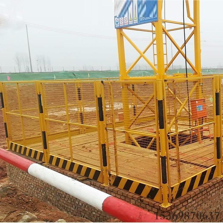 塔吊围栏的作用和特点