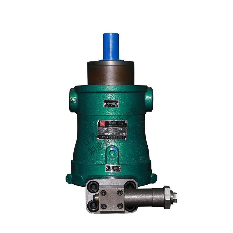 为什么轴向柱塞泵是理想的结构?