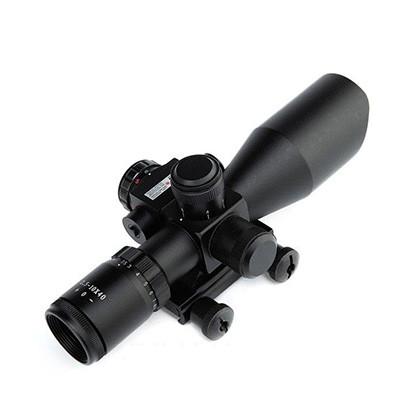红外线激光瞄准器-十字瞄准镜抗震瞄准狙镜-四变点全息瞄准器