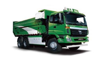 ETX 6x4 自卸车-渣土作业重载型