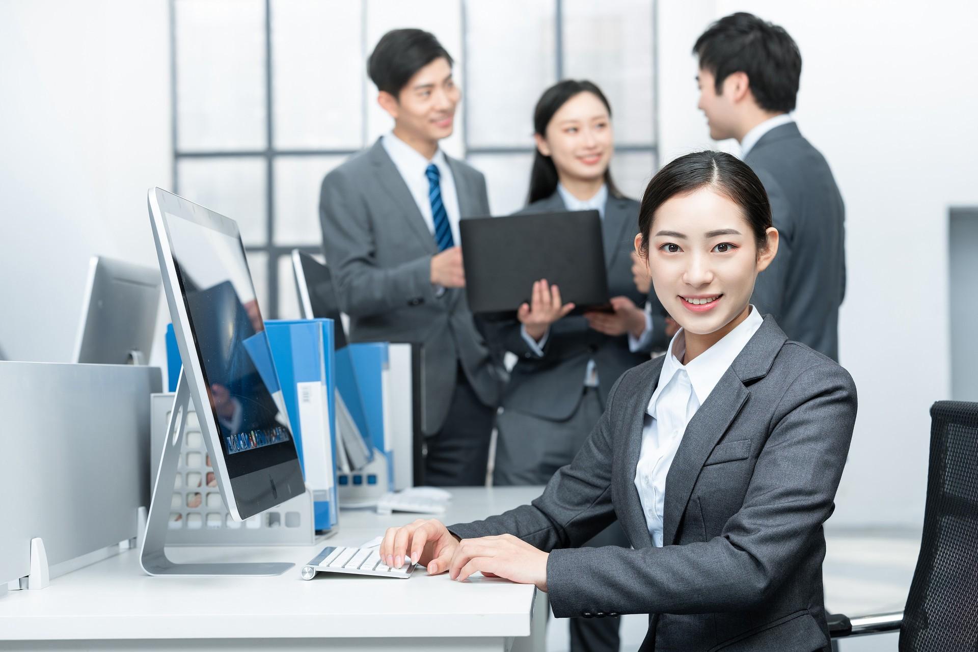 注册深圳集团公司业务流程
