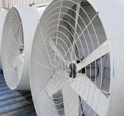 安装环保通风设备不能忽视质量